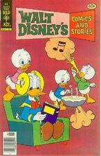 WALT Disney 's Comics & Stories # 472 (Barks) (USA, 1980)