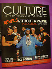 CULTURE Cannabis Magazine - May 2014: Public Enemy,Wild Child,Cannabis Tourism +
