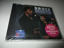 BRUCE SPRINGSTEEN IN CONCERT CD PLUGGED Ltd EURO TOUR 1993 IMPORT NEW