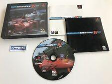 Formula 1 97 - Sony PlayStation PS1 - NTSC JAP - Avec Notice