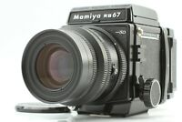 [NEAR MINT] Mamiya RB67 Pro SD Camera K/L KL 90mm f/3.5 L Lens From JAPAN