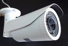 HD-TVI 1080p 2.4MP Motorized Zoom Auto Focus 2.8-12mm VF Bullet Camera Sony CMOS