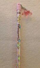 Sanrio Cinnamoangels Pink Charm Top Vintage Collectable 2007 Pencil Never Used