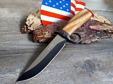 COLTELLO da caccia-COLTELLO KNIFE BOWIE Busch COLTELLO COLTELLO Cuchillo Couteau Hunting USA