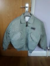 COLD WEATHER FLYERS BOMBER JACKET SIZE Small Unisex