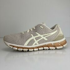ASICS Gel Quantum 360 Knit 2 Women's US9.5 Birch Feather Grey Running ShoesT890N