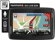 GPS TOMTOM GO NAVIGATION AUTOMOBILE CARTES FRANCE & EUROPE 45 + ALERTES RADARS