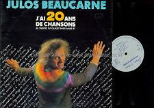 DLP--JULOS BEAUCARNE // J'AI 20 ANS DE CHANSONS