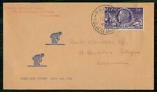 Mayfairstamps IRELAND FDC 1948 COVER 3p PURPLE ISSUE wwi96771