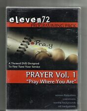 ELEVEN72 Pray Where You Are (2006, DVD) BRAND NEW: How Are We Suppose To Pray