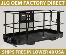 Jlg 1001103637s Jlg Telehandler Work Platform Forklift Man Basket 4 X 8