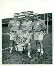 Circa 1975 Bob Blackman HOF College Football Coach Original News Service Photo