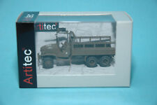 Artitec 387.345 GMC 353 Open CAB Cargo 1 Machine Gun