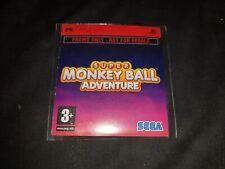 SUPER MONKEY BALL ADVENTURE Sony PSP GIOCO PROMO COPIA