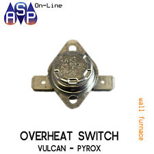 CUTOUT OVERHEAT SWITCH FOR VULCAN PYROX WALL FURNACE - PART# 2055821SP