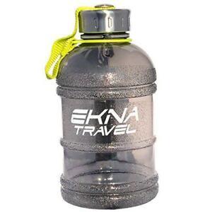 EKNA Bottle - Trinkflaschen mit 2,2L - Für den Alltag, Fitness oder Reisen