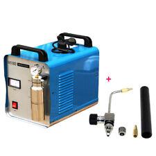 300W Oxygen Hydrogen HHO Gas Flame Generator Polishing Machine + 2 Gas Torches