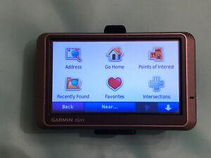 "Used Garmin Nuvi 350 NA 3.5"" GPS Navigation Unit"
