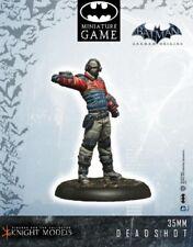 Deadshot Arkham Origins 35mm Batman miniature GAME Knight Models skirmish DC