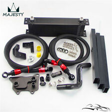 Performance Custom Engine Oil Cooler Kit Fits VW Golf MK7 GTI Engine EA-888III