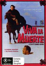 VIVA LA MUERTE - SHOCKING SURREAL VIOLENCE & SEXUALITY FRENCH WARTIME DRAMA DVD