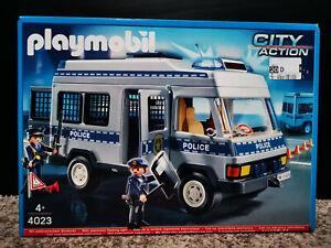 Playmobil® 4023 City Action Polizei Mannschaftswagen
