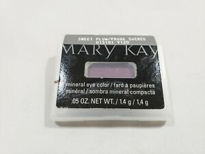 NEW MARY KAY Mineral Eye Color SWEET PLUM #013101 FREE SHIP!