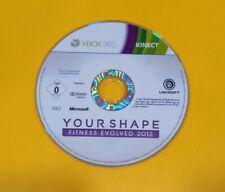 Your Shape Fitness Evolved 2012 GIOCO XBOX 360 VERSIONE ITALIANA SOLO DISCO