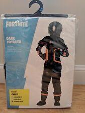 Fortnite Dark Voyager Costume Kids Halloween SZ XL - Brand New!