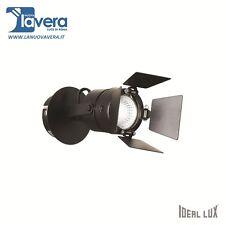IDL ART CIAK AP1 NERO LAMPADINE LED INCLUSE SUPER PREZZO LEGGI DESCRIZIONE