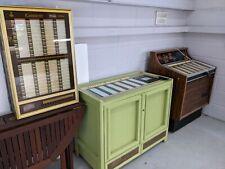 More details for nsm jukebox machines