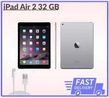 "Cheap Apple iPad Air 2 , Used, 9.7"", 32GB, WiFi, Space Grey, Model No MNV22B/A"