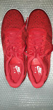 Nike Air Force 1 Ultra Flyknit Low University Red Excellent Condition US14