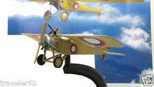 DeAgostini Moska-Bystrytsky M.B.1917 fighter reconnaissance WW I mod & mag № 114