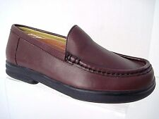 Nice! FOOTPRINTS by Birkenstock  brown Slip-On LOAFERS  size US 5- 5.5 / EU 36