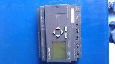 Siemens Logo! #6ED1052-1MD00-0BA7  &#SZVBDYJM009342 *LIGHTLY USED*