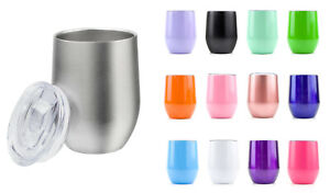 FLOW Cup 12oz (340ml) Thermal Insulated Tumbler (Cold 9hrs Hot 3hrs) Spillproof