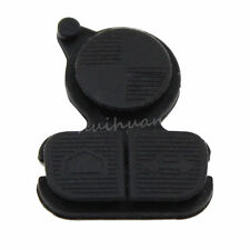 Replacement 3 Buttons Remote Fob Key Buttons Rubber Pad for BMW Series 3 5 7 Z3