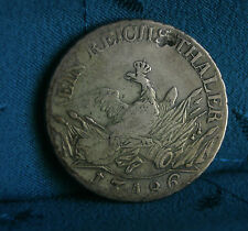 1786 A Prussia German States Thaler Silver World Coin Germany Eagle Low Mintage