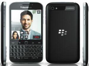 Good Condition Blackberry Q20 Classic Unlocked 16GB 4G LTE Black Smartphone
