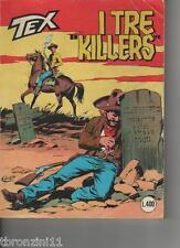 """TEX - I TRE """"KILLERS"""" - N.216 - OTTOBRE 1978"""