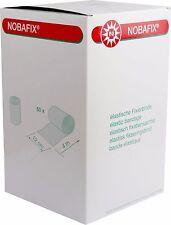 50 Stück Nobafix Mullbinden elastische Fixierbinden von Nobamed 10 cm x 4 m