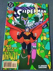 Superman #97 - DC Comics