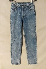 D9581 Levi's USA Made Killer Fade Acid Washed Jeans Student 27x31