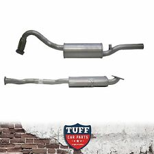 VS V6 Holden Commodore Wagon Standard Cat Back Exhaust Muffler System Catback