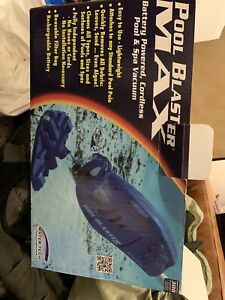 Water Tech Pool Blaster Max Commercial Grade Pool & Spa Cleaner.  Vacuum Only