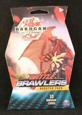 Bakugan Battle Planet - Battle Brawlers Booster Pack - 10 Cards - Dragonoid