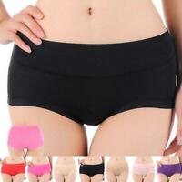 Underpants Briefs Seamless Lingerie Women Bamboo Fiber Underwear Antibacterial..