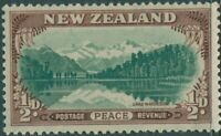 New Zealand 1946 SG667 ½d Lake Matheson MNH