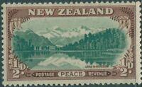 New Zealand 1946 SG667 ½d Lake Matheson MNH